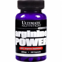 Аргинин Ultimate Nutrition Arginine Power 100 капc.