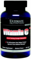 Антиоксиданты Ultimate nutrition VITAMINE-C 120 таб.