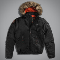 Куртка мужская UNCS PHANTOM JACKET II Черный