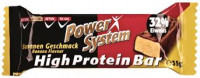 Батончики WPT Power System High Protein Bar 35 г.