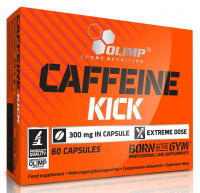 OLIMP Caffeine kick 60 капс