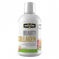 Коллаген Maxler Beauty Collagen, цитрус, 450 мл
