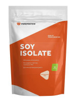 Протеин PureProtein Soy Protein, натуральный, 900 г