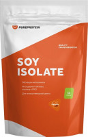 Протеин PureProtein Soy Protein, карамель, 900 г