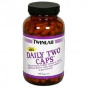 Витамины Twinlab Daily One Caps without iron 180 капс.